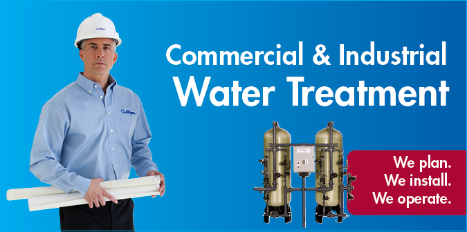 Commercial and Industrial Water Treatment
